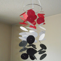 Trinidad and Tobago National Flag floating circle paper mobile! Independence day. Patriotic,Trinidad and Tobago, Choose Your Colors!
