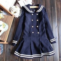 Sailor Lolita Coat from Quantum-Princess