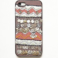 Free People Womens Isla Coin iPhone 5 Case - Multi iPhone 5