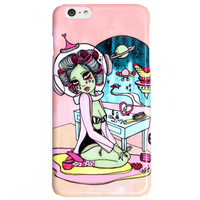 Space Babe iPhone 6/6S Case