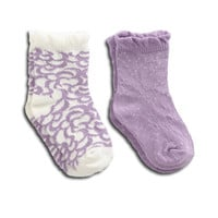 Meadow Baby Sock Two-Pack