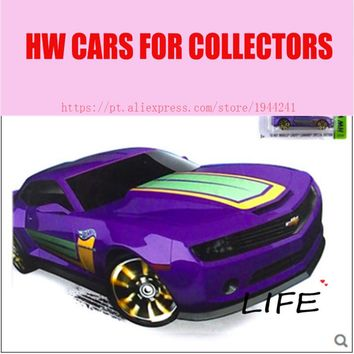 Hot Wheels 1:64 chevy camaro concept Car Models Metal Diecast Cars Collection Kids Toys Vehicle For Children Juguetes