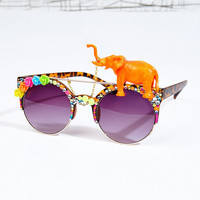 Spangled Bollywood Sunglasses - Urban Outfitters