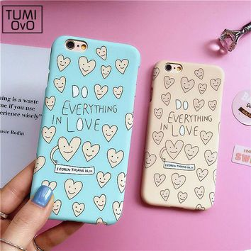 Eveything In Love iPhone Case