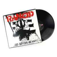 Rancid: And Out Come The Wolves 20th Anniversary Edition Vinyl LP
