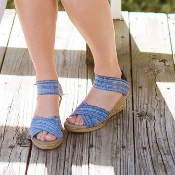 Cannon Wedge by Charleston Shoe Co.