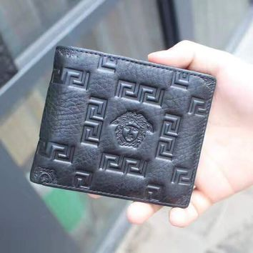 Versace Men Wallet