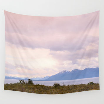 Pastel vibes 73 Wall Tapestry by Viviana Gonzalez
