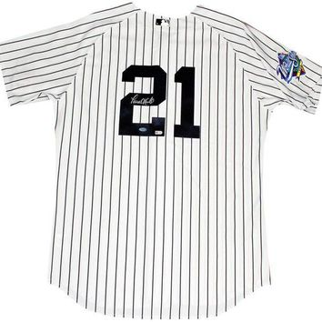 ONETOW Paul O'Neill Signed Autographed New York Yankees Baseball Jersey (Steiner COA)
