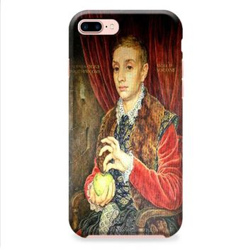 Boy With Apple Grand Budapest Hotel iPhone 8 | iPhone 8 Plus Case