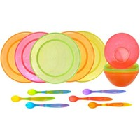 Munchkin Infant and Toddler Feeding Set, 16 Piece - Walmart.com