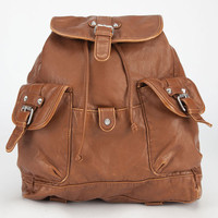T-Shirt & Jeans Rachel Backpack Cognac One Size For Women 24036740901