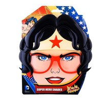 "Wonder Woman Face ""DC Comics"""