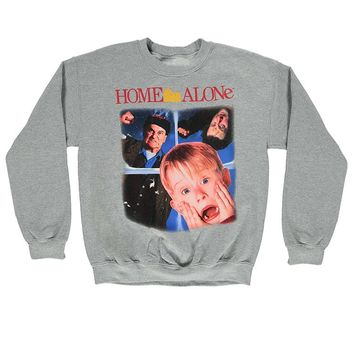 Home Alone Graphic Sweatshirt