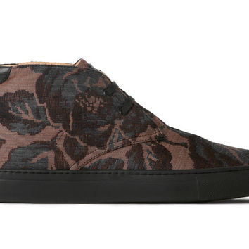 Royale Chukka - Orley  - Floral Brocade