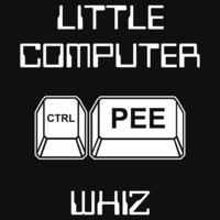 Little Computer Whiz -- Baby Onesuit by Samuel Sheats