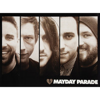Mayday Parade - Concert Promo Poster