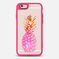Bright Pineapple iPhone 6s case by Noonday Design | Casetify