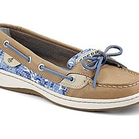 Sequin Angelfish Boat Shoe