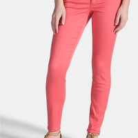 Denim Flex™ Coral Jegging - Coral