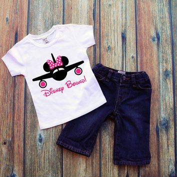 Disney family Shirt ~ Minnie Mouse ~ Disney Trip ~ Childs Tee ~ Toddler Tee ~ 12M, 18M, 2T, 3T, 4T, S, M, L, XL ~ Easter Gift ~ Spring Break