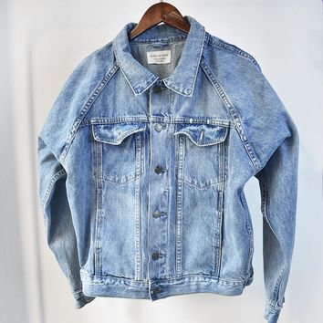 ca qiyif Fear of god  denim Jackets