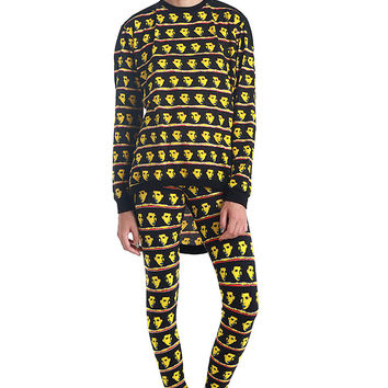 Drizzy Popface Leggings - 50% OFF