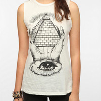 Corner Shop All Seeing Eye Muscle Tee