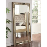 Abbyson Chateau Floor Mirror | Overstock.com Shopping - The Best Deals on Mirrors