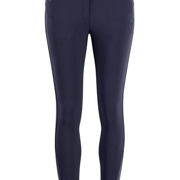 Montar Kendall Navy Crystal Full Seat Breeches