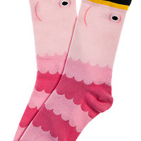 The Flamingo Socks