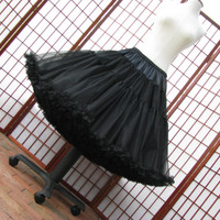 Petticoat Your Color Choice Size Small Custom by DawnsAtelier