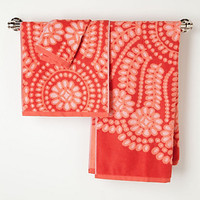 Lacy Cutwork  Bath Towels