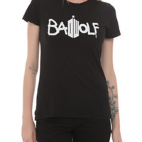 Doctor Who Bad Wolf Girls T-Shirt