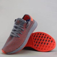 Adidas Deerupt Runner Fashion Casual Sneakers Sport Shoes-9