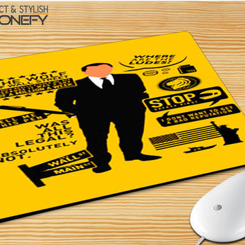 Wolf Of Wall Street Quotes Mousepad Mouse Pad|iPhonefy