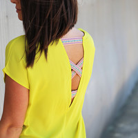 Lemonade Day Blouse