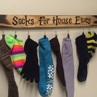 Harry Potter Sock Holder