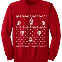 Zelda Ugly Christmas Sweater Unisex Sizes