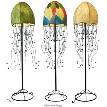 Jellyfish Floor Lamp