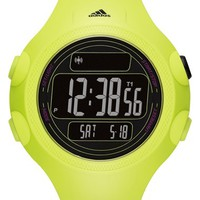 Men's adidas Performance 'Questra XL' Digital Watch, 53mm