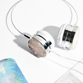 Free People Quartz Headphones