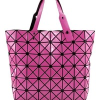 Origami Design Flat Tote Bag - HD1742