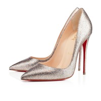 Christian Louboutin - So Kate 120mm Grenadine Glitter