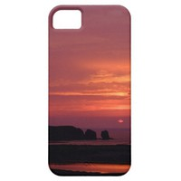 sunset 3 iPhone SE/5/5s case