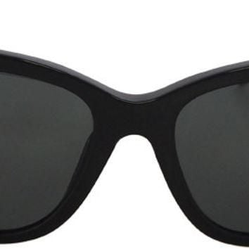 burberry be 4203 3001/87 - black sunglasses