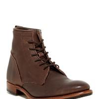 Rutherford Lace-Up Boot