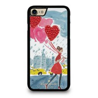 KATE SPADE BALLOON iPhone 4/4S 5/5S/SE 5C 6/6S 7 8 Plus X Case