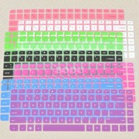Bodu Colorful Keyboard Protector for HP Pavilion G4 G6 M4;Envy 4 6 15 Pro;DM4 DV4;HP 450 1000 2000;Presario 431 430 450 Q43 CQ57 CQ45 Pavilion TouchSmart 14-B137TX,242 G1 246 G1 (2 Pack Order,See Description)