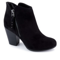Michael Ginnie Women's Bootie (BLACK)